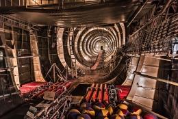 Inside Spruce Goose