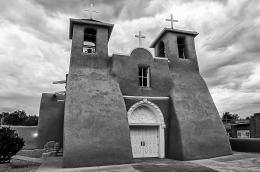 San Francisco de Asis Mission Church, Taos New Mexico