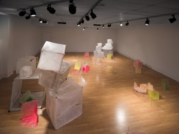 Alex Epps, Art Installation, NTSU, Denton, Texas