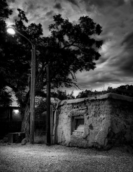 Adobe Structure, Taos, New Mexico