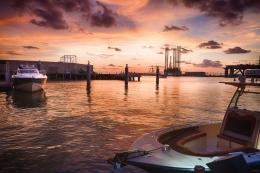 Gulf of Mexico, Galveston, Texas