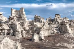 Bisti/De-Na-Zin Wilderness, New Mexico