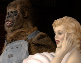 Marilyn and Ape