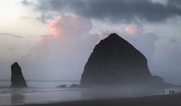 Haystack, Cannon Beach, Oregon